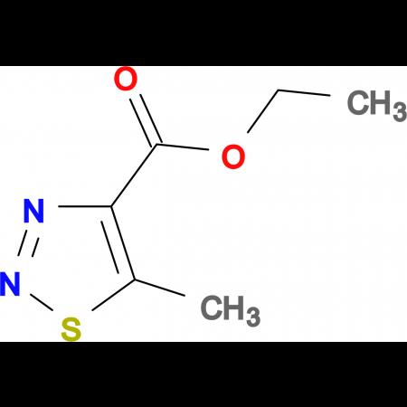 5-Methyl-[1,2,3]thiadiazole-4-carboxylic acid ethyl ester