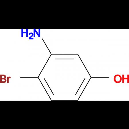 3-Amino-4-bromophenol