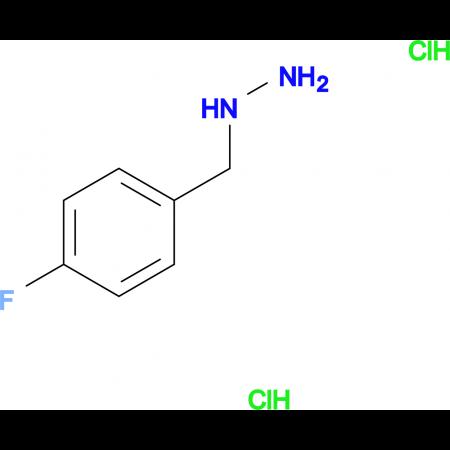 1-(4-Fluorobenzyl)hydrazine dihydrochloride