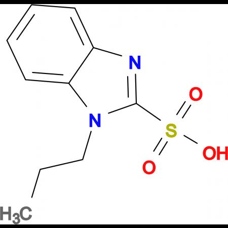 1-Propyl-1H-benzimidazole-2-sulfonic acid