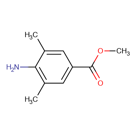 4-Amino-3,5-dimethyl-benzoic acid methyl ester