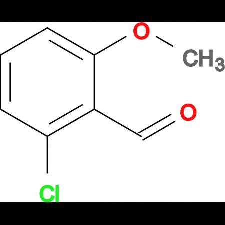 2-Chloro-6-methoxybenzaldehyde
