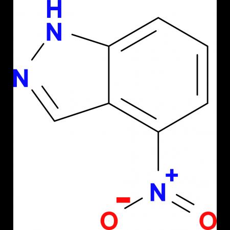 4-Nitro-1H-indazole
