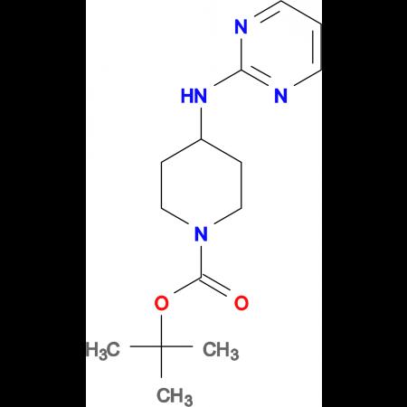 tert-Butyl 4-(pyrimidin-2-ylamino)piperidine-1-carboxylate
