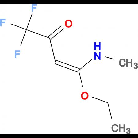 (E)-4-Ethoxy-4-methylamino-1,1,1-trifluorobut-3-en-2-one