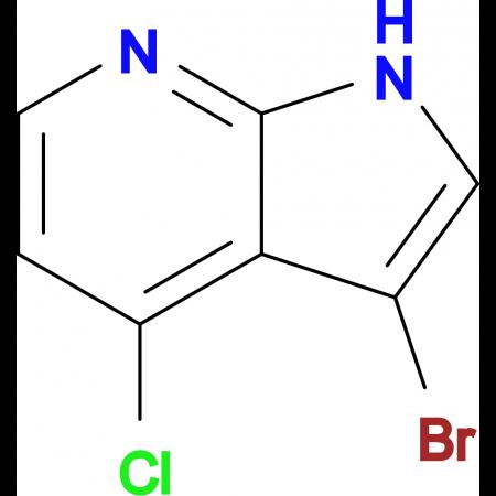 3-Bromo-4-chloro-7-azaindole