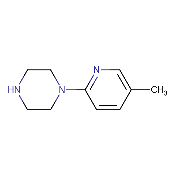 1-(5-Methyl-2-pyridinyl)piperazine