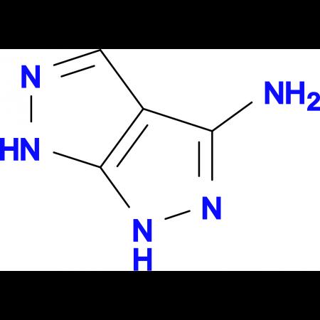 3-Amino-1,6-dihydropyrazolo[3,4-c]pyrazole