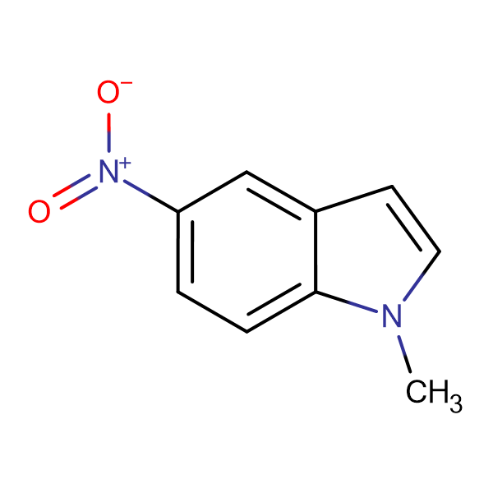 1-Methyl-5-nitro-1H-indole