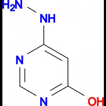 4-Hydroxy-6-hydrazinylpyrimidine