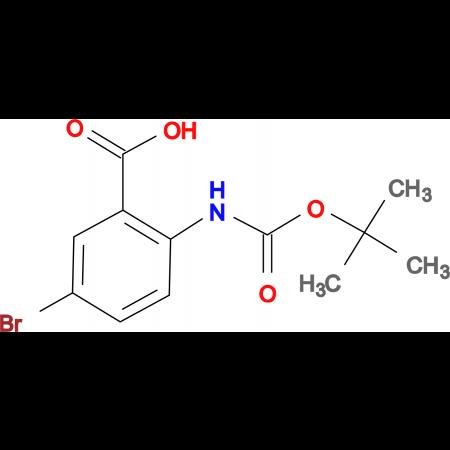 N-Boc-5-Bromoanthranilic acid