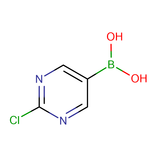 2-Chloro-5-pyrimidineboronic acid