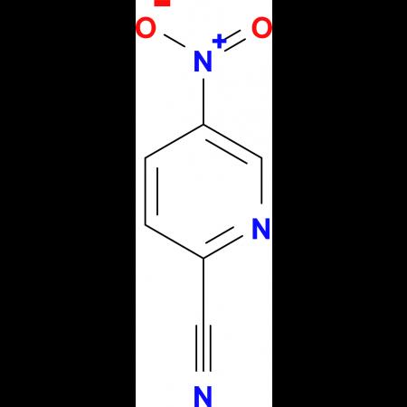5-Nitropicolinonitrile