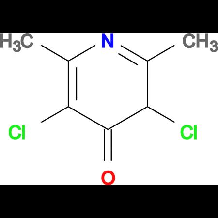 3,5-Dichloro-2,6-dimethylpyridin-4(3H)-one