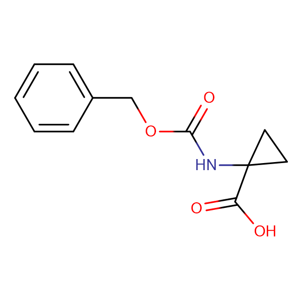1-(Benzyloxycarbonylamino)cyclopropyl-1-carboxylic acid