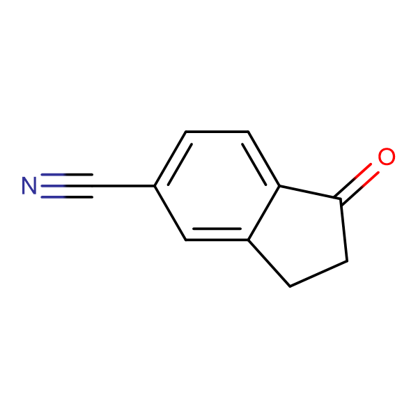 2,3-Dihydro-1-oxo-1H-indene-5-carbonitrile