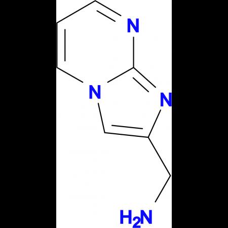 Imidazo[1,2-a]pyrimidin-2-ylmethanamine