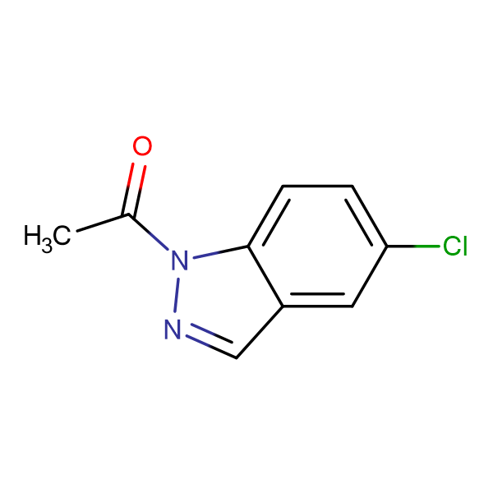 1-(5-Chloro-1H-indazol-1-yl)ethanone