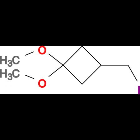 3-(Iodomethyl)-1,1-dimethoxycyclobutane