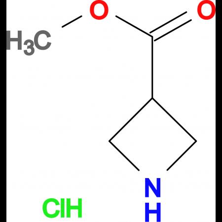 Methyl azetidine-3-carboxylate hydrochloride