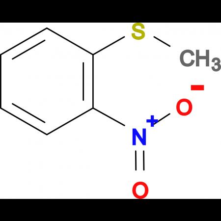 Methyl (2-nitrophenyl)sulfane