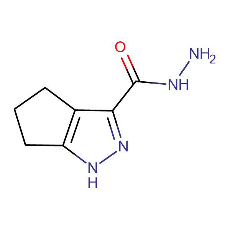 1,4,5,6-Tetrahydrocyclopenta[c]pyrazole-3-carbohydrazide