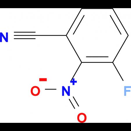 3-Fluoro-2-nitrobenzonitrile