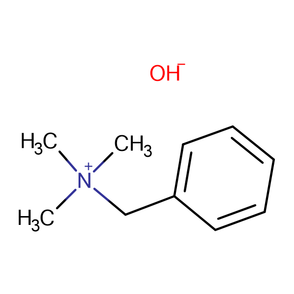 Benzyl trimethylammonium hydroxide