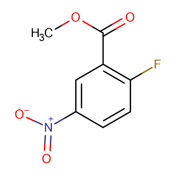 Methyl 2-fluoro-5-nitrobenzenecarboxylate