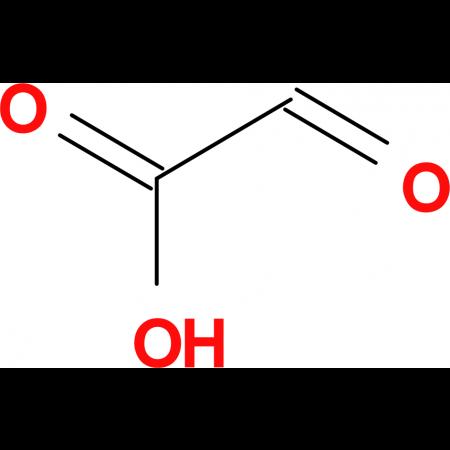 Glyoxylic acid (ca. 50% in Water, ca. 9mol/L)