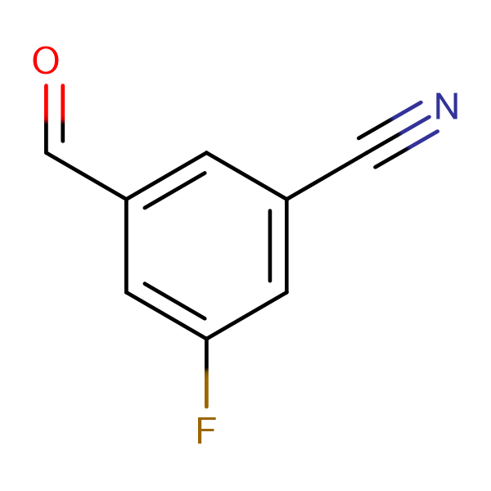 3-Fluoro-5-formylbenzonitrile