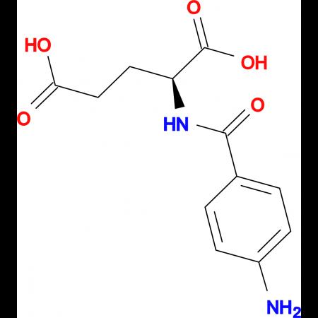 (S)-2-(4-Aminobenzamido)pentanedioic acid