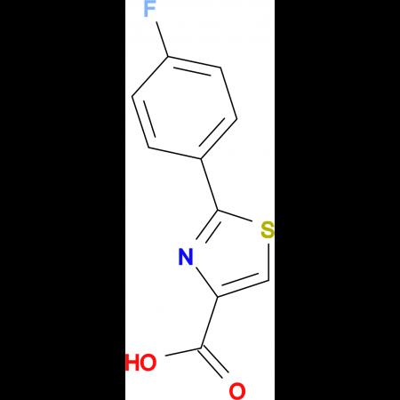 2-(4-Fluorophenyl)thiazole-4-carboxylic acid
