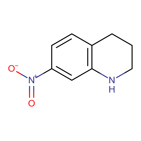 1,2,3,4-Tetrahydro-7-nitroquinoline