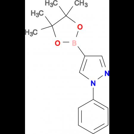 1-Phenyl-4-(4,4,5,5-tetramethyl-1,3,2-dioxaborolan-2-yl)-1H-pyrazole