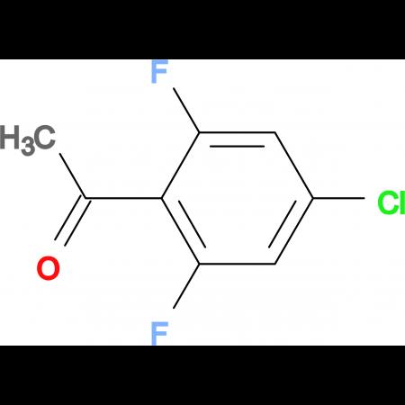 4'-Chloro-2',6'-difluoroacetophenone