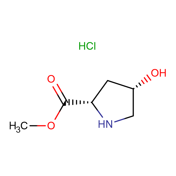 Methyl (2S,4S)-4-hydroxypyrrolidine-2-carboxylate hydrochloride