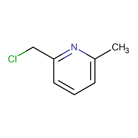 2-(Chloromethyl)-6-methylpyridine