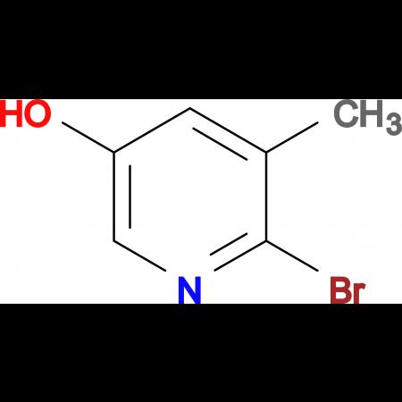 2-Bromo-5-hydroxy-3-methylpyridine