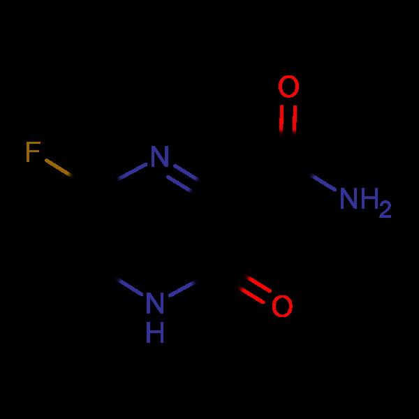 6-Fluoro-3-hydropyrazine-2-carboxamide