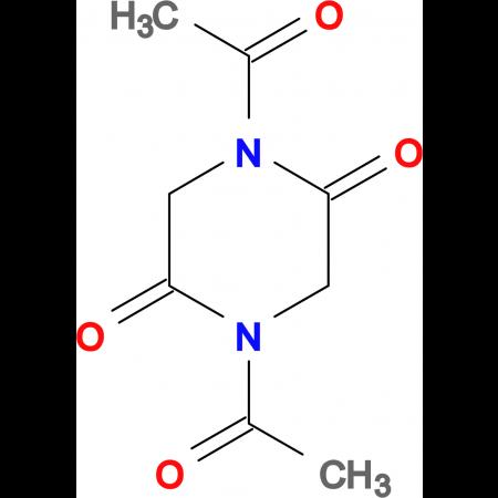 1,4-Diacetylpiperazine-2,5-dione