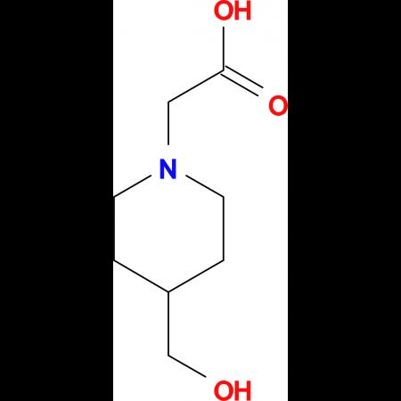 (4-Hydroxymethyl-piperidin-1-yl)-acetic acid