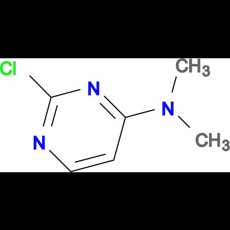 (2-Chloro-pyrimidin-4-yl)-dimethyl-amine