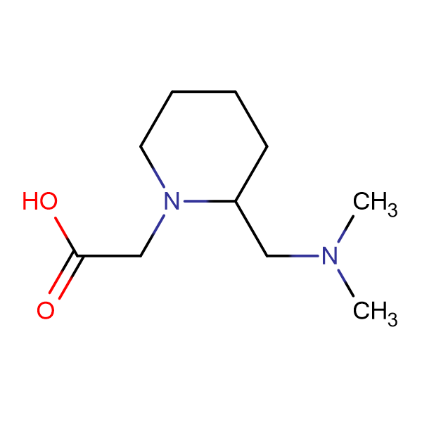 (2-Dimethylaminomethyl-piperidin-1-yl)-acetic acid