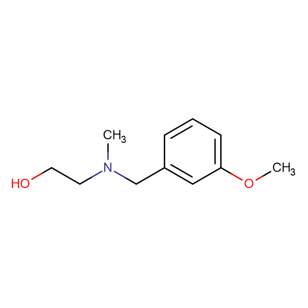 2-[(3-Methoxy-benzyl)-methyl-amino]-ethanol