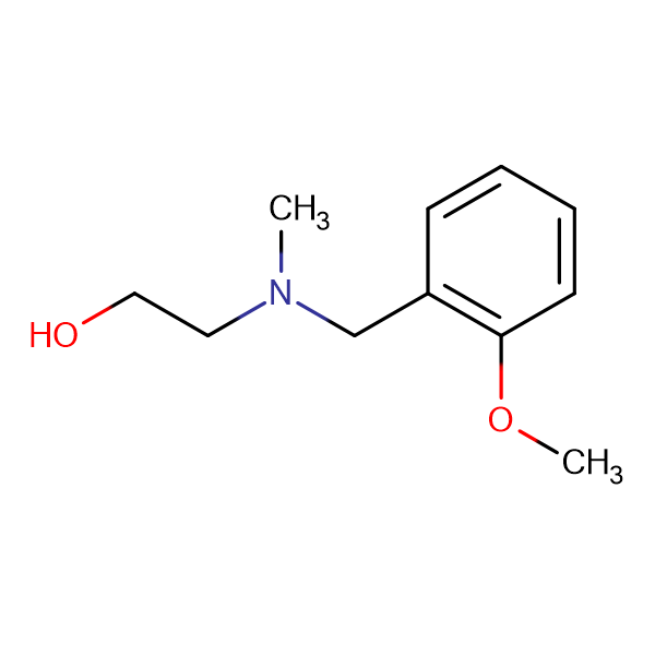 2-[(2-Methoxy-benzyl)-methyl-amino]-ethanol