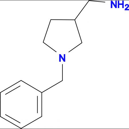 C-(1-Benzyl-pyrrolidin-3-yl)-methylamine