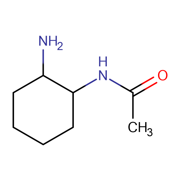 N-(2-Amino-cyclohexyl)-acetamide