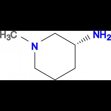 (R)-1-Methyl-piperidin-3-ylamine