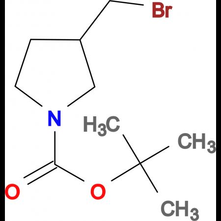3-Bromomethyl-pyrrolidine-1-carboxylic acid tert-butyl ester